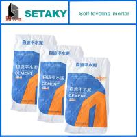 Wholesale self-leveling compounds to install terrazzo flooring system from china suppliers