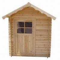 Wholesale Garden Shed House, Made of Solid Wood and More, Measuring 180 x 142 x 166cm from china suppliers