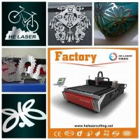 Wholesale 400w 500w 1000w 2000w Metal Fiber Laser Cutting Machine For SS CS Al from china suppliers