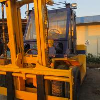 Wholesale Origin from Japan Cheap price Good  quality 10 ton  used Komatsu FD100  forklift truck for sale from china suppliers