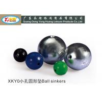 Wholesale 28G ball sinker  fishing Lead Fishing Sinkers weight die casting fishing lead sinker from china suppliers