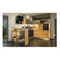 Wholesale high-quality kitchen cabinet supplier, Acrylic,Lacquer,Plywood,PVC,solid,wood grain,colored,melamine kitchen cabinet from china suppliers