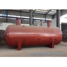 Buy cheap ISO BV SGS 50000L undergrond horizontal type cylinder LPG gas storage tank , LPG tank trailer from wholesalers