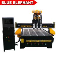 Buy cheap Blue Elephant Furniture Multi Head Cnc Router Mold Making Machine Looking for Agent from wholesalers