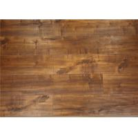 Wholesale DIY Floating Wooden Waterproof Matte Embossed Laminate Flooring Double Click from china suppliers