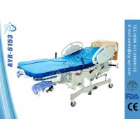 Wholesale Blue Mobile Patient Transport Stretcher For Emergency Treatment CE / FDA / ISO from china suppliers