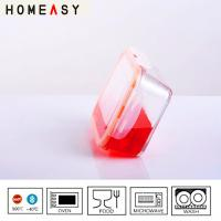 Buy cheap Truly seal Good air  water tightness Rectangular Glass Storage Containers Oven Safe from wholesalers