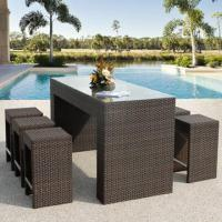 Wholesale Outdoor Rattan Cheap Bar Furniture For Sale (BF-002) from china suppliers