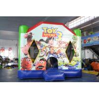 Wholesale Small Kids Inflatable Bounce House , Inflatable Spongebob Bouncy Castle from china suppliers
