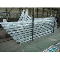 Wholesale Hot Dip Galvanizing Dock Marine Boarding Ladder For Rubber Fender Maintenance from china suppliers