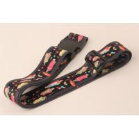 Wholesale Customised Personalised Luggage Straps , Personalised Travel Straps Nylon Polyamide Material from china suppliers