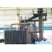 Wholesale Electrical Shot Peening Machine For Steel Frame Materials Energy Saving from china suppliers
