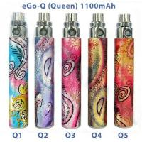 Wholesale CE RoHs eGo-Q Series Variable Voltage E Cig Batteries Colorful from china suppliers