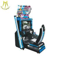 Wholesale Hansel indoor amusement park game machine simulator arcade racing car game machine factory from china suppliers