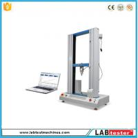 Wholesale Professional Servo Motor Lab Test Machines Rubber Tensile Strength Tester Tensile Testing Machine from china suppliers