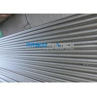 Wholesale Bright Annealed Hastelloy Nickel Alloy Tube With 6m Fixed Length ISO 9001 Approval from china suppliers