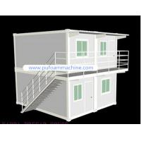 Wholesale 40ft house to do popular prefab home for camp area from china suppliers