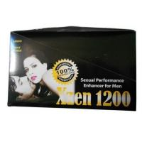 Quality Herbal Male Erectile Dysfunction Sexual Performance Enhancer Health Supplement for sale