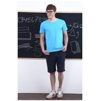 China Ultra Soft Mens Summer T Shirts , Printed T Shirts For Mens Machine Washable for sale