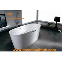 Buy cheap Stone resin bathtub from wholesalers