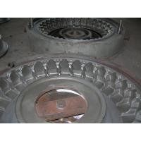 Wholesale Solid Tire Mold , Applies To Green Tyre Mould Type , PolyureThane Casting Type , Mining Vehicles from china suppliers