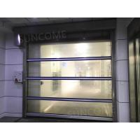 Wholesale Transparent High Performance High Speed Door Industrial Roll Up Door For Workshop from china suppliers