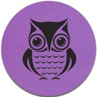 Wholesale Owl Picture Velcro Carpet Markers / Carpet Mark Its 100% Nylon Material from china suppliers