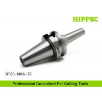 Quality BT30 - MX6 - 75 Steel Tool Holder For High Precision Machining for sale