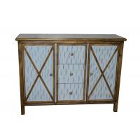 Wholesale Antique Commercial Hotel Quality Furniture Wood Lobby Consoles With Three Drawers from china suppliers