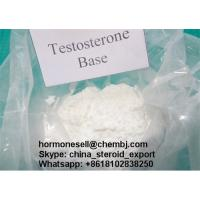 Buy cheap Original Hormone Steroid Testosterone Base/ Testosterone Suspension For Bodybuilding from wholesalers