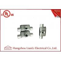 Wholesale Iron Malleable Conduit Body NPT Thread Fittings Hazadous LL LB LR C T Series from china suppliers