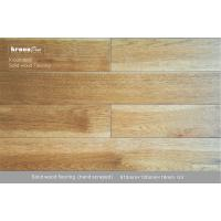Wholesale Antique solid wood flooring Robinia Oak for European retro style from china suppliers