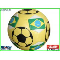 Wholesale Custom Printed 32 Panel Soft Touch Soccer Ball Size 3 Football Balls from china suppliers