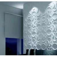 Wholesale Custom 3D Wall Panel Sterilizing 3D  Background Wall for Living Room / Bedroom from china suppliers