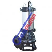 Wholesale Mobile submersible sewage pump non-blocking 960~2950 r/min Speed from china suppliers