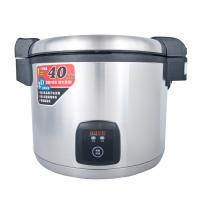 Wholesale 13L Digital Rice Cooker Commercial Rice Warmer 50°C - 150°C 1.95kw 220V from china suppliers