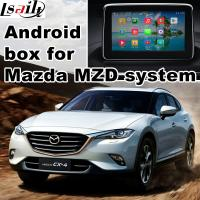 Wholesale Mazda series cast screen Android Car DVD Player mirror link web video & music play from china suppliers