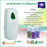 Wholesale Personalised Car Spray Air Freshener Dispenser , Automatic Aerosol Dispenser from china suppliers