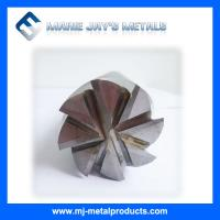 Quality High quality hot selling HIP Sintered YL10.2 Solid carbide end mills for sale