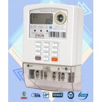 Wholesale Single Phase  Keypad Sts Prepaid Meters Multi - tariff Control Prepayment  Meter from china suppliers