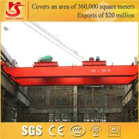 Wholesale Professional Ce Standard Bridge Crane qd double girder overhead crane from china suppliers