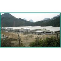 Wholesale prefabricated light steel frames structural workshop from china suppliers