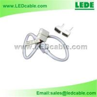 Wholesale 4 Pins to Solderless Connector for LED strip from china suppliers