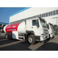 Wholesale Factory sale bottom price HOWO 25M3 LPG bobtails Truck, HOT SALE! SINO TRUK HOWO LHD lpg gas lpg gas dispenser truck from china suppliers