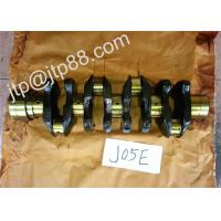 Wholesale 37kgs HINO Car Engine Crankshaft , Forged Steel Crankshaft 13411-2281 from china suppliers