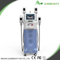 Wholesale Newest Design 4 handles Cryolipolysis Slimming Machine with CE approval from china suppliers