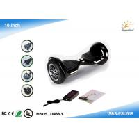 "Wholesale 10"" 2 wheel self balance scooter bluetooth hoverboard CE / RoHS from china suppliers"