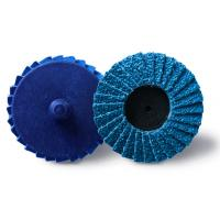 Quality Flexible 50mm 60 Grit Flap Disc For Drill Wood Metal Operate Time Reducing for sale