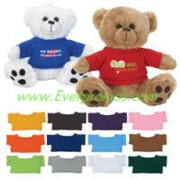 Wholesale Plush Big Paw Bear With Shirt from china suppliers