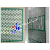 Wholesale Oilfield Equipment FSI Shaker Screen For Solid Control System from china suppliers